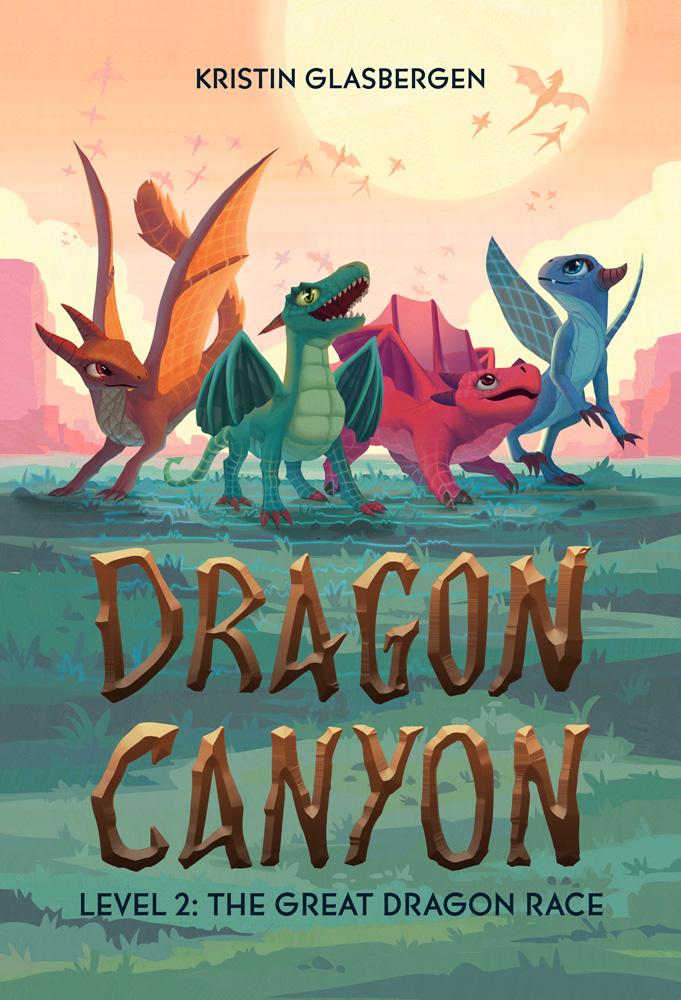 dragon canyon 2 cover book