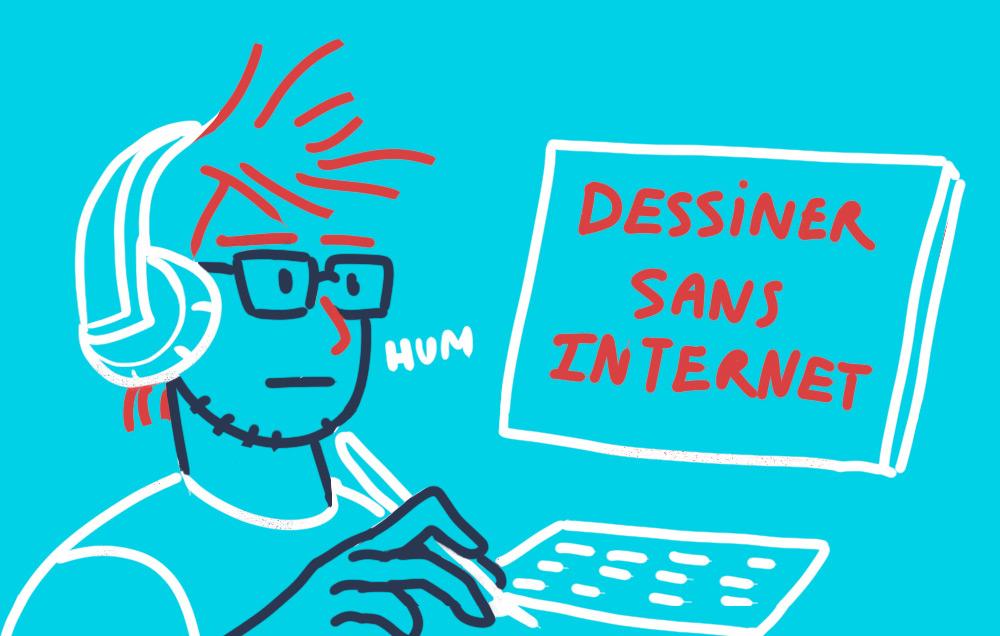 dessiner sans internet